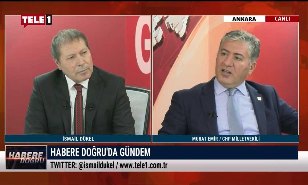 CHP'li Murat Emir: Sağlık Bakanlığı bu sorulara cevap vermedi