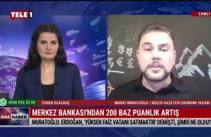 Murat Muratoğlu: 130 milyar doları satan Berat Albayrak'a kimse hesap sormayacak mı?
