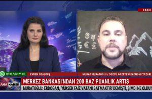Murat Muratoğlu: Merkez Bankası vatanı mı sattı?