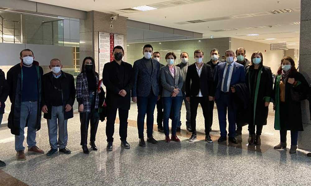 Soylu'nun hedef gösterdiği CHP'li Yıldırım ilk duruşmada beraat etti