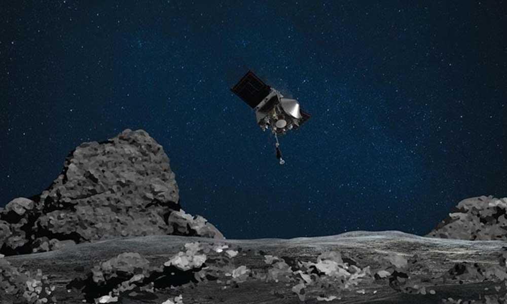 NASA, Ay'dan toprak alacak şirketle 1 dolara anlaştı
