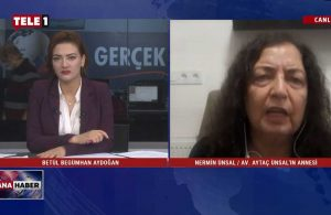 Yeniden tutuklanan Aytaç Ünsal'ın annesi Nermin Ünsal'dan çok çarpıcı iddialar