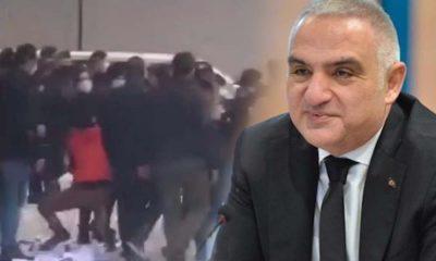 Bakan Ersoy'un kardeşinden haklarını isteyen işçiler ifade veriyor