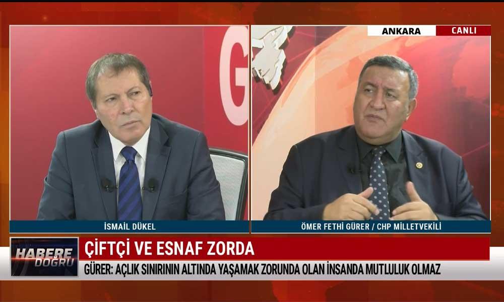 """""""AKP serbest piyasa ekonomisini soygun ekonomisi olarak algılıyor"""" – HABERE DOĞRU"""