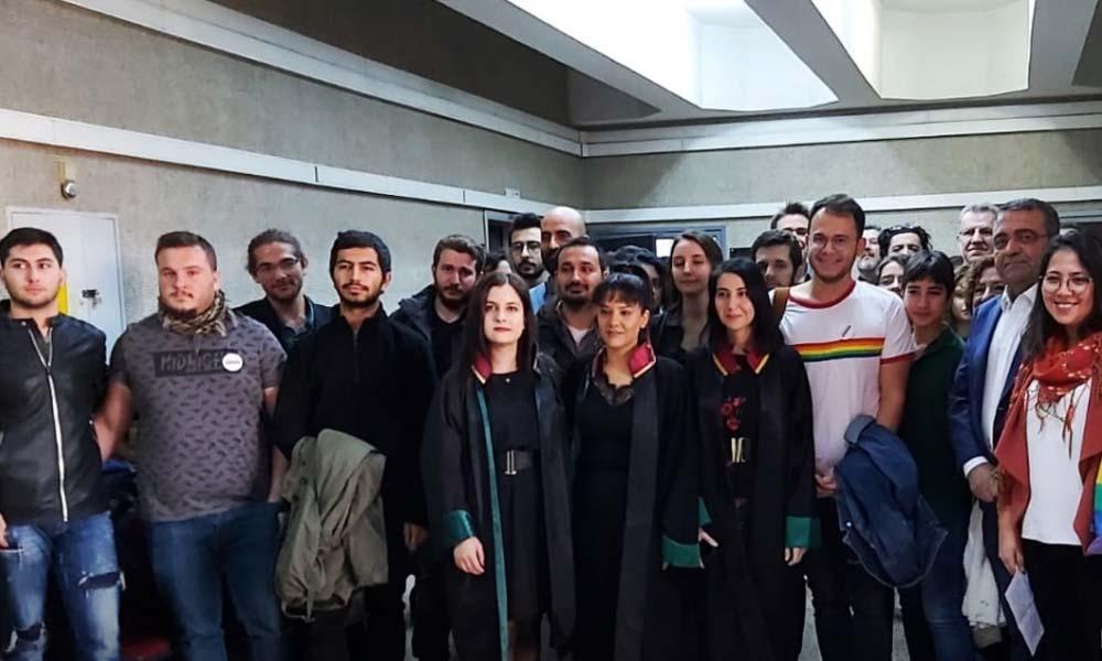 Onur Yürüyüşü davası sanıklarından Balkan: Haklarımızın farkındayız