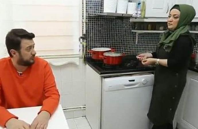 Onur Büyüktopçu yemek yarışmasındaki kadınla davalık oldu