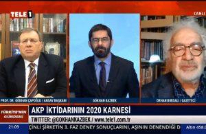 Orhan Bursalı: Açıklanan faiz, Türkiye'nin dibe vuruşunu en iyi anlatan durum