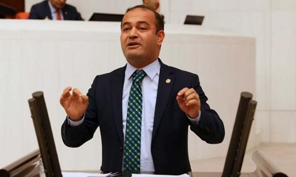 CHP'li Özgür Karabat: Halkın saraylarını alıp külliyeye verdiniz, işte sizin yönetim anlayışınız bu