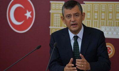 Özgür Özel: Süleyman Soylu, İçişleri Bakanı ama suç işleri bakanı gibi çalışıyor