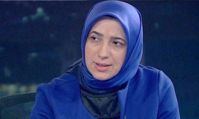 Aylin Nazlıaka'dan AKP'li Zengin'e: Lütfen artık kendine kadın hakkı savunucusu demesin