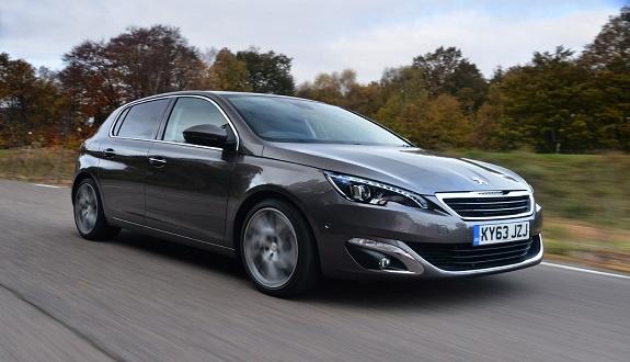Peugeot 308 'in fiyatları güncellendi