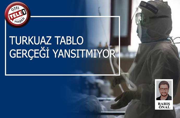 'Türkiye'de günlük vaka sayısı 75 bin'