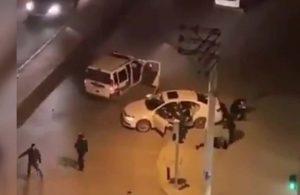 İzmir Valiliği'nden 'alkollü sürücüyü tekmeleyerek gözaltına alan polis' hakkında açıklama