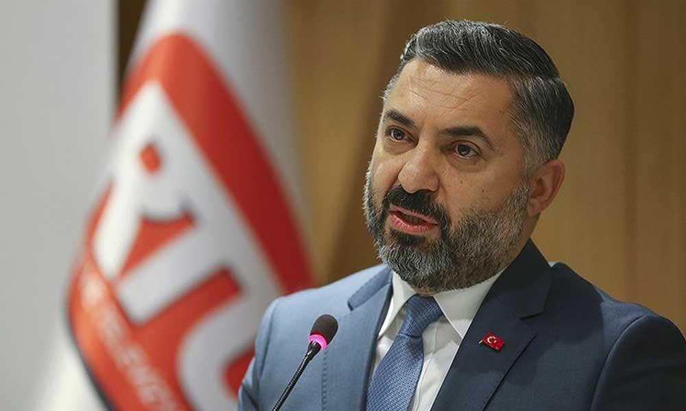 RTÜK'ten Habertürk açıklaması: Milli ve manevi değerlerimizi korumaya devam edeceğiz