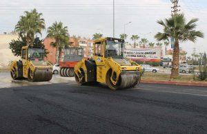 Mersin Büyükşehir, 'Yolumuz açık olsun' sloganıyla yolları yeniliyor