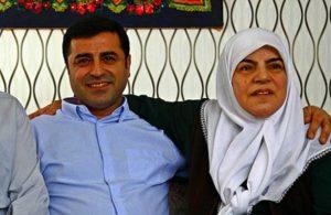 Sadiye Demirtaş: Oğlum teröristse neden cumhurbaşkanı adayı oldu?