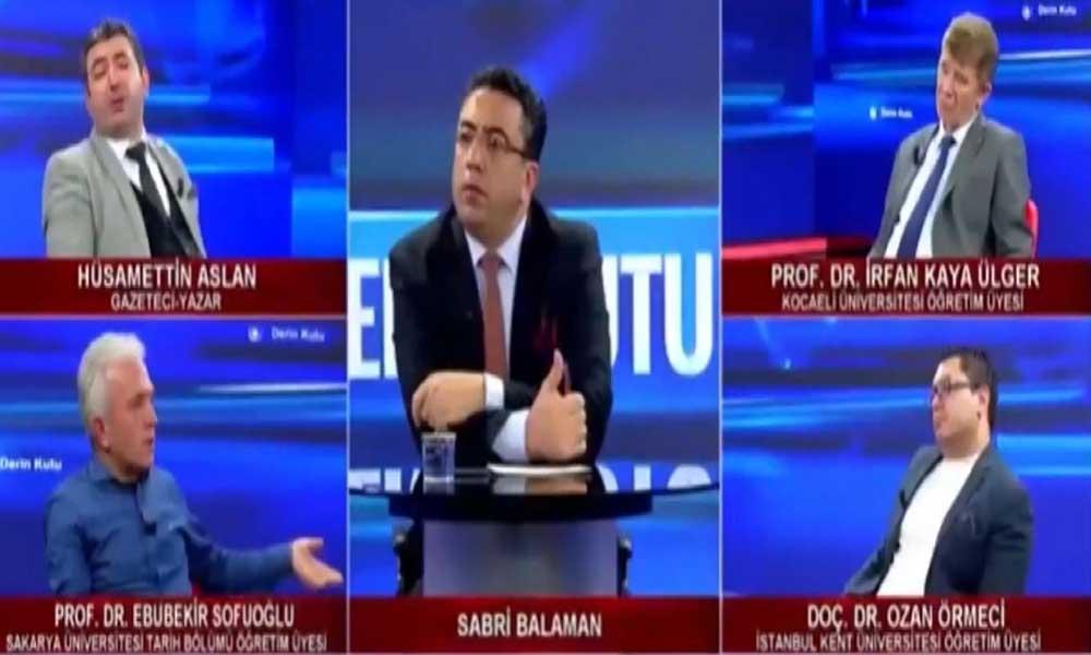 Sofuoğlu'nun üniversiteler için sarf ettiği 'Fuhuş evleri' sözlerine işlem yapılacak!