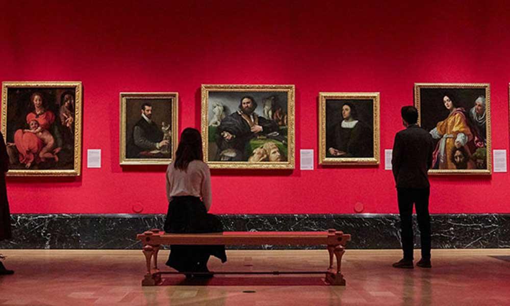 İngiltere Kraliyet Koleksiyonu'nda yer alan tablolar ilk kez halk açıldı!