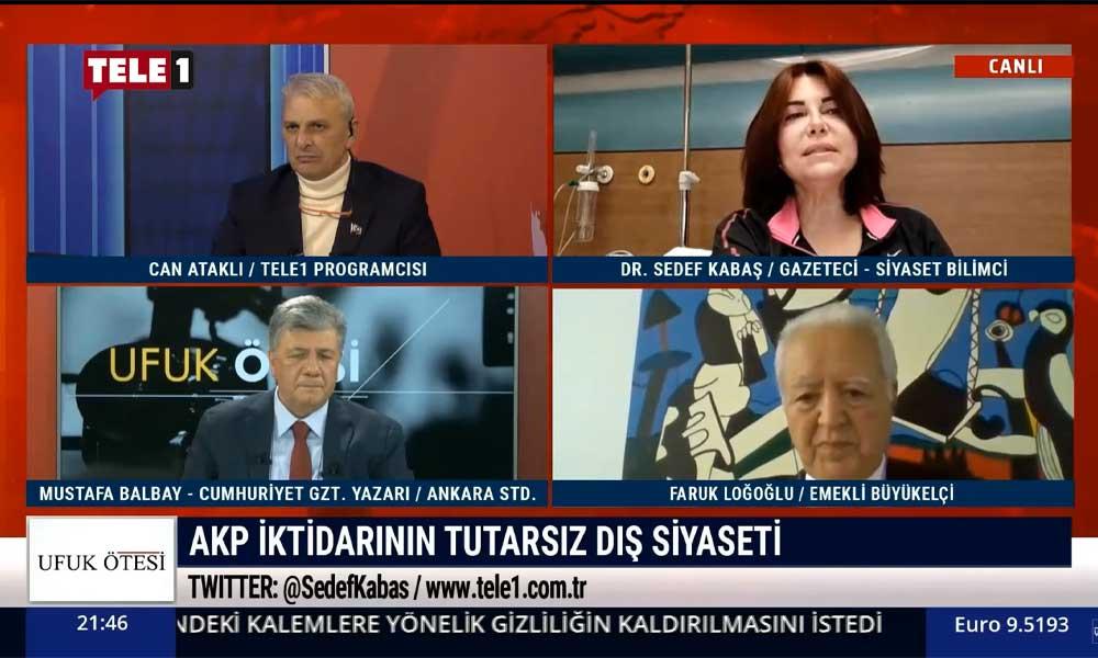 Sedef Kabaş: AKP iktidarı artık sırtını halka dayama ihtiyacı dahi hissetmiyor