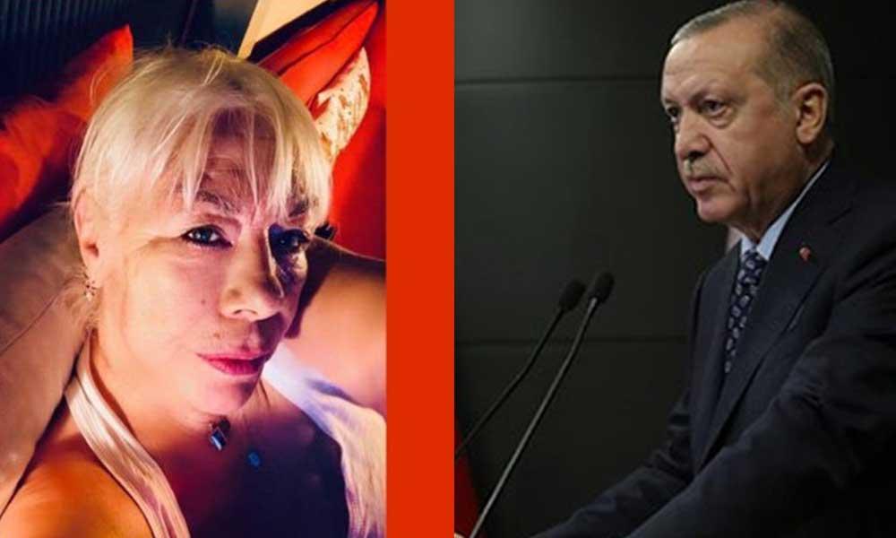 Söz yazarı Şehrazat, Erdoğan'ın sözlerine şaştı kaldı