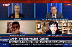 Gazeteci Semra Topçu: Yönetememe hali çok açık bir şekilde karşımızda duruyor