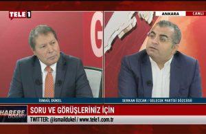 Gelecek Partisi Sözcüsü Serkan Özcan: İktidar, 2021 yılını atlatamadan bir seçim yapmak zorunda kalacak
