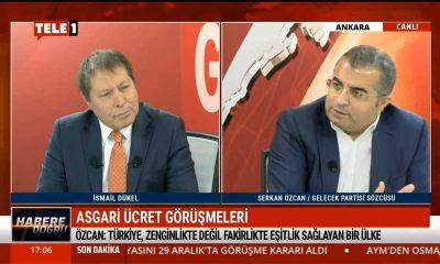 Gelecek Partisi Sözcüsü Serkan Özcan: Bakan Selçuk'un sözleri dil sürçmesi değil