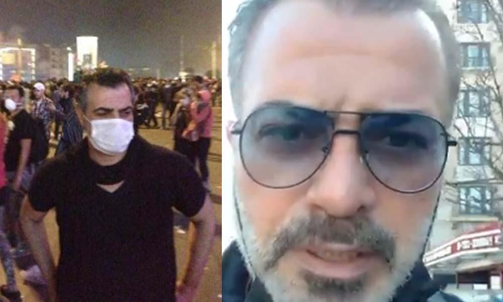 Nasıl başladı, nasıl bitti! ABD'ye giden Sermiyan Midyat'tan Erdoğan'a övgüler