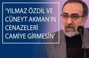 Yılmaz Özdil'den Ebubekir Sifil hakkında suç duyurusu!