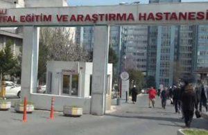 Şişli Hamidiye Etfal Hastanesi'nde sağlık emekçisine şiddet iddialarına STK'lardan tepki: Sürecin takipçisi olacağız