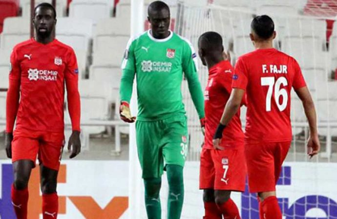 Süper Lig'in umudu Sivasspor'a kaldı