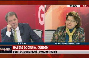 """""""Türkiye'yi yönetenler, Türkiye'yi yönetemiyorlar"""" – HABERE DOĞRU"""