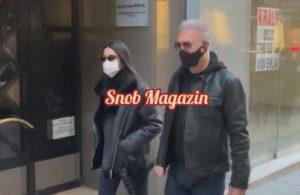 Tamer Karadağlı kendisinden 30 yaş küçük sevgilisiyle görüntülendi iddiası