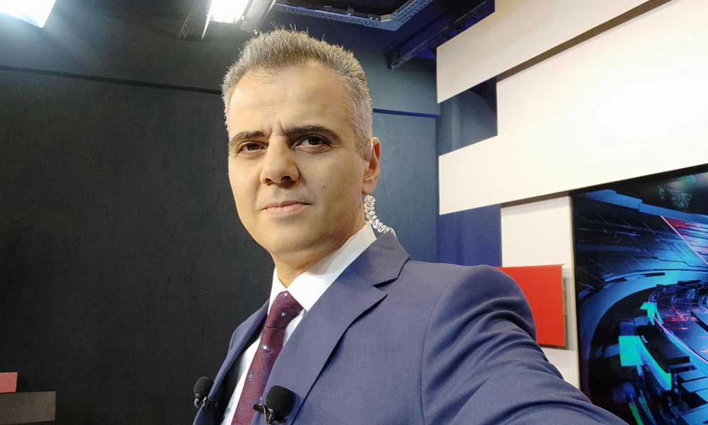 TELE1 Ana Haber Sunucusu Murat Taylan koronavirüse yakalandı