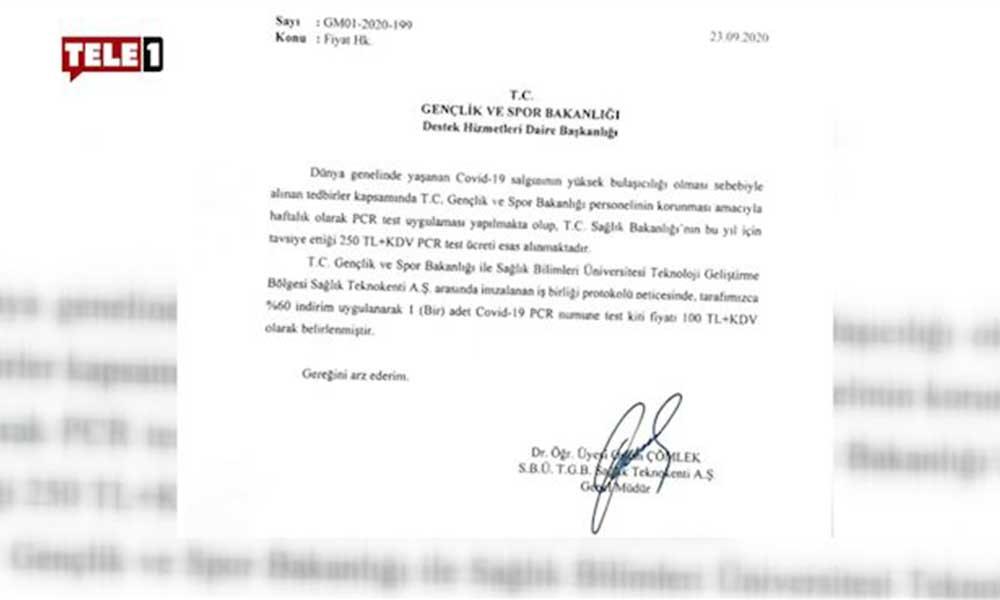 AKP'den bir koronavirüs skandalı daha!