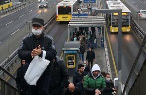 İstanbul'da toplu taşıma yüzde 18.3 azaldı