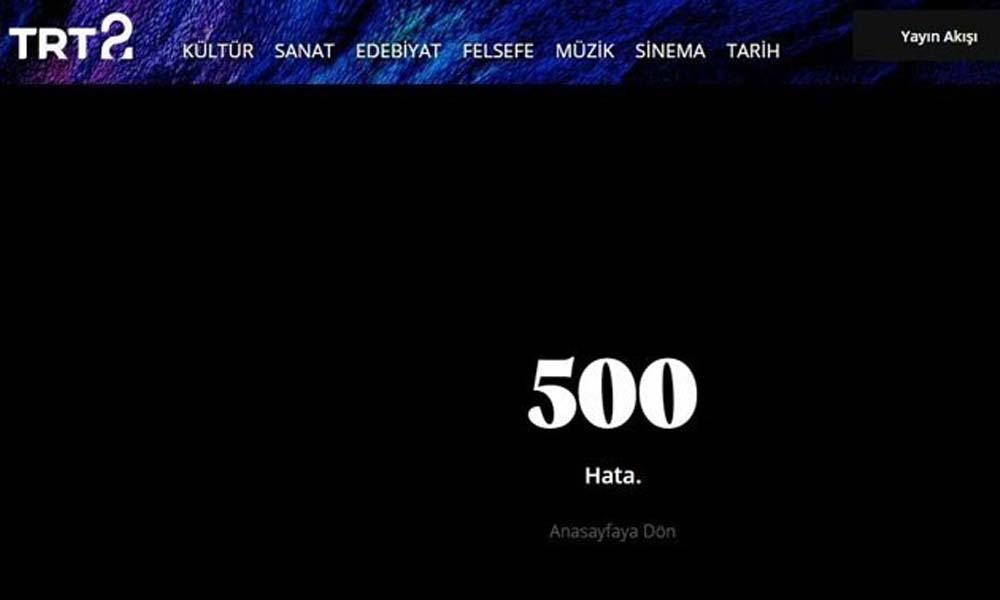 Kadınlara tacizi ifşa olan Hasan Ali Toptaş'a bir darbe de TRT 2'den