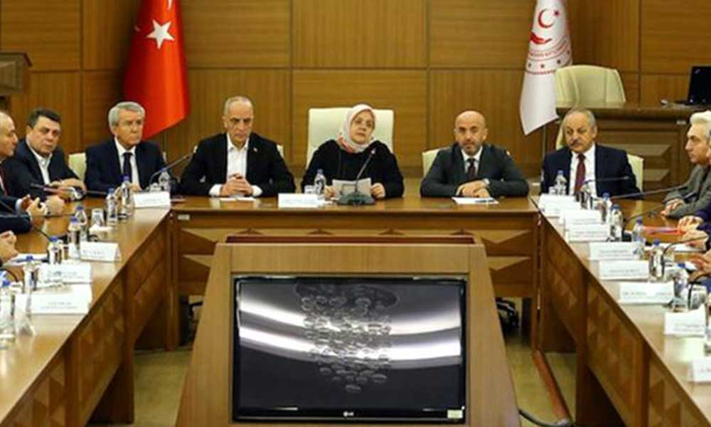 Asgari ücret görüşmeleri öncesi Türk-İş'ten adaletsizlik çıkışı
