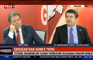 """""""Bu olay Erdoğan'ın büyük bir çelişkisi"""""""