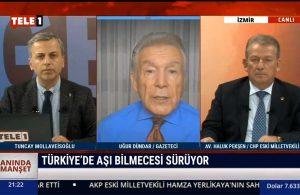 Uğur Dündar: Fahrettin Koca'nın sadece bir turkuaz tablo ile karşımıza çıkması skandaldır
