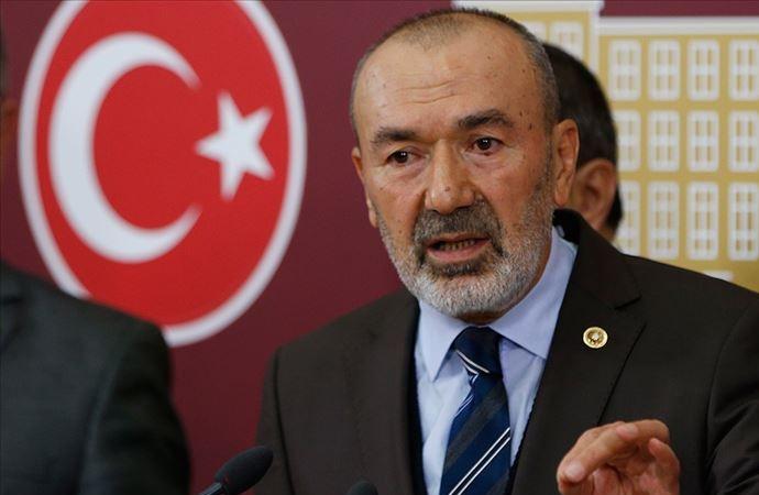MHP'li Yaşar Yıldırım Diyanet'i eleştirenleri Haçlılar'a benzetti