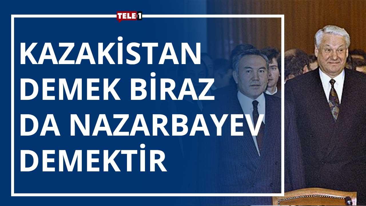 10 fotoğrafta Kazakistan ve Nazarbayev'in kısa öyküsü