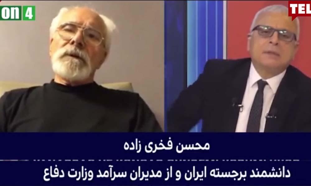 Merdan Yanardağ'ın 'Fahrizade' suikastıyla ilgili yorumu İran medyasında geniş yer buldu