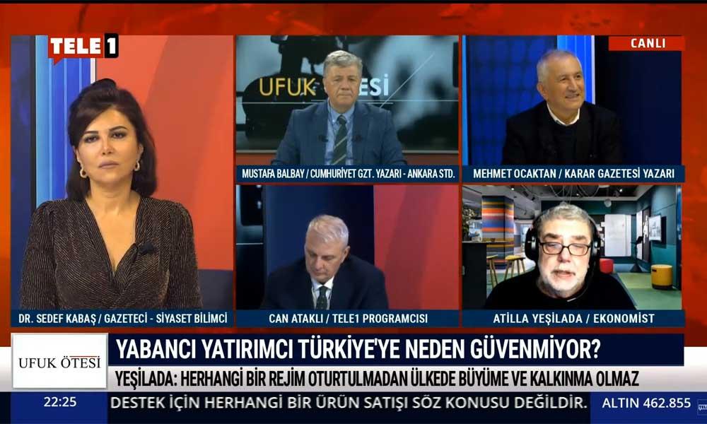 """""""Türkiye'de hukukun değil, tek bir kişinin reforma ihtiyacı var"""""""