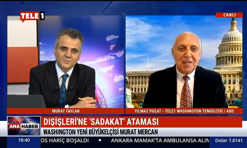 Erdoğan'ın atadığı Washington Büyükelçisi Mercan'ın FETÖ'yle ilişkisi ne? – TELE1 ANA HABER