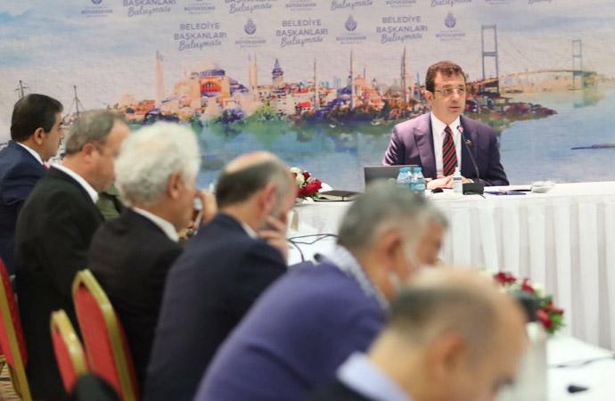 Başkan Gökhan Yüksel, İBB'nin Pandemi Değerlendirme Toplantısına Katıldı