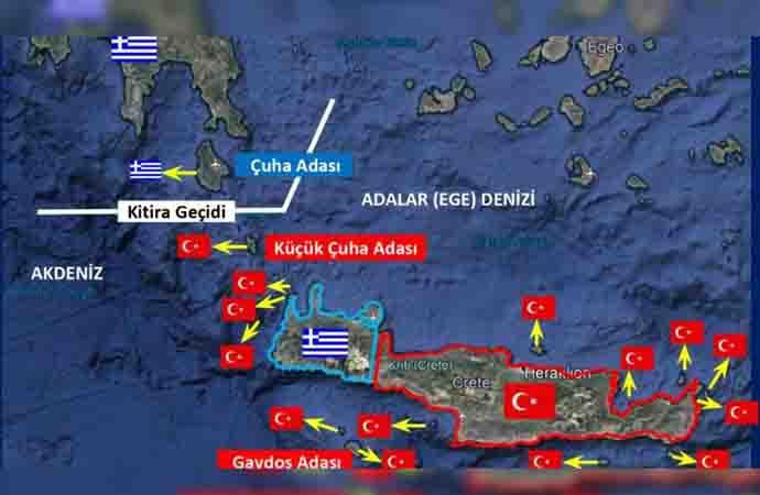 Emekli kurmay albay Ümit Yalım: Yunanistan 19'uncu adayı da işgal etti