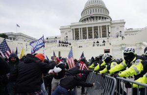 ABD'deki kongre baskınında yeni görüntüler ortaya çıktı
