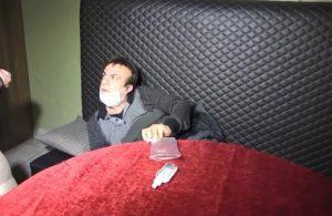 Eski Milli boksör kumar baskınında yakalandı… 8 kişiye 84 bin lira