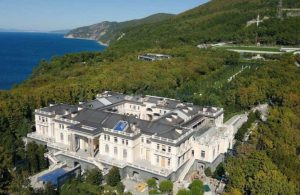 Putin'in yazlık sarayı, Monako'dan 39 kat büyük